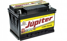 BATERIAS JUPITER JJ60LE COM PRATA