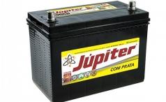 BATERIAS JUPITER JJ90CE COM PRATA