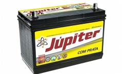 BATERIAS JUPITER JJ105FE COM PRATA