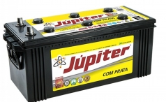 BATERIAS JUPITER JJ170D COM PRATA