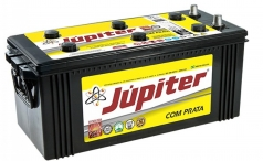 BATERIAS JUPITER JJ170HE COM PRATA