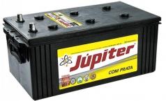 BATERIAS JUPITER JJ200D COM PRATA